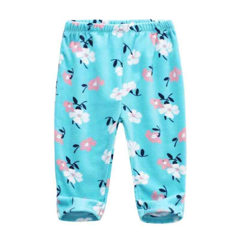 Autumn/winter Baby Pants Cartoon Casual Bottoms Pants, Newborn Trousers