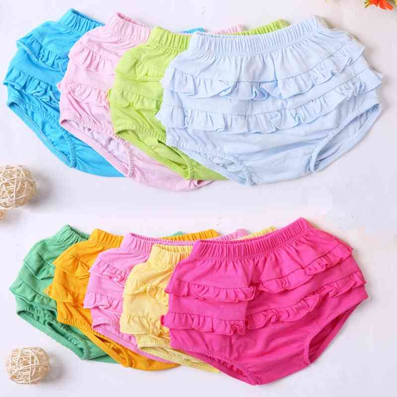 Baby Shorts Lace And Boxers Summer Soft And Thin Pants