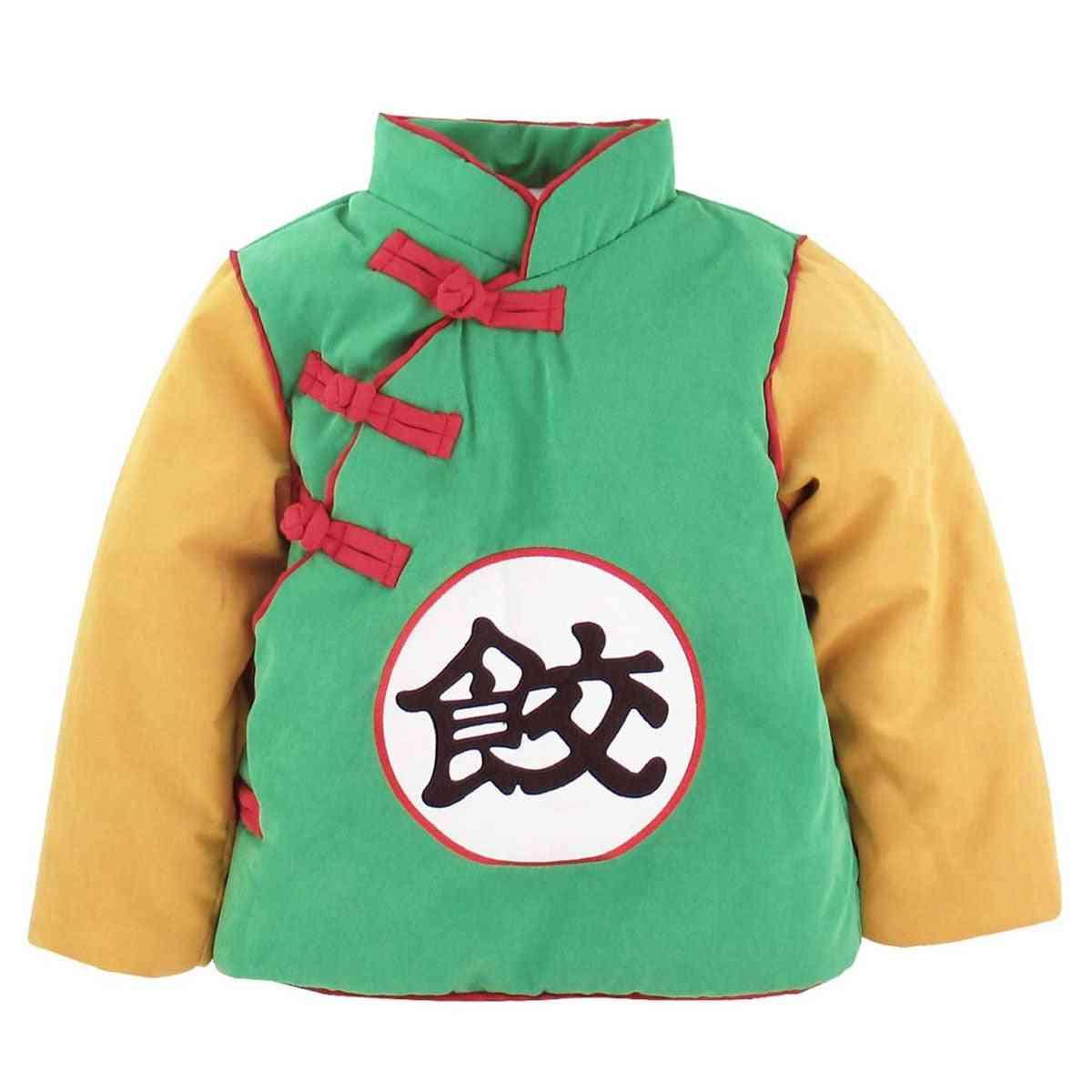 Baby Winter Jacket Cosplay Christmas Coat