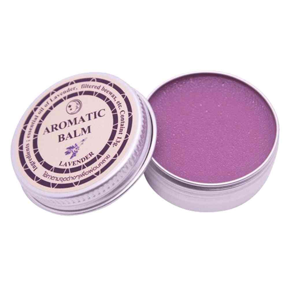 Lavender Sleepless Cream- Fall Asleep Insomnia, Relax Soothe, Mood Aromatic (1pc Lavender)