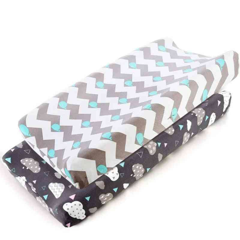 Wedge Baby Changing Mat Cradle Sheet Changing Pad Cover Set Ultra Soft Stretchy Fitted Change For