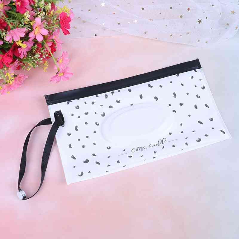 New Baby Kids Wipe Clutch Carrying Bag