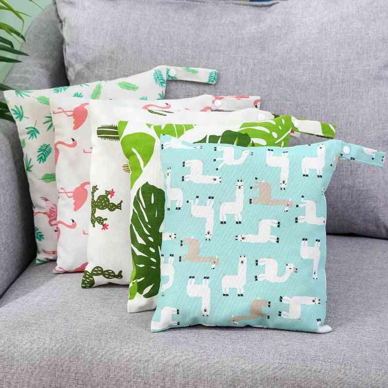 27*30cm Multifunctional Baby Diaper Bags Reusable Organizer Portable Big Capacity