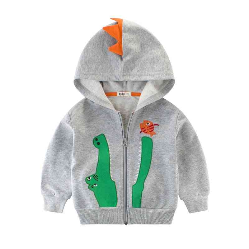 Autumn Casual Coat Hooded Top