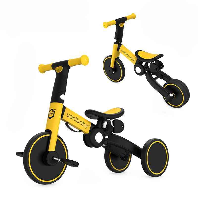 Multifunctional 5 In1 Infant Baby Balance Bike Scooter