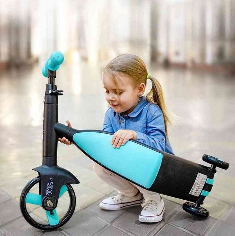 Baby 3 In 1 Scooter