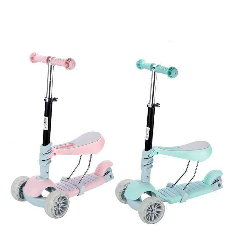 Children Scooter Tricycle Baby 5 In 1 Balance Bike