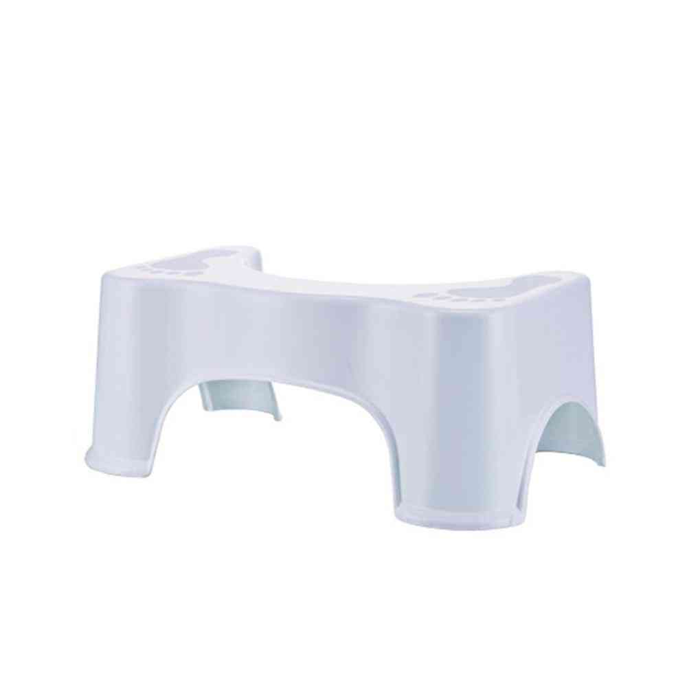 Thickened Non-slip Bathroom Toilet Step Stool For Pregnant Woman/child