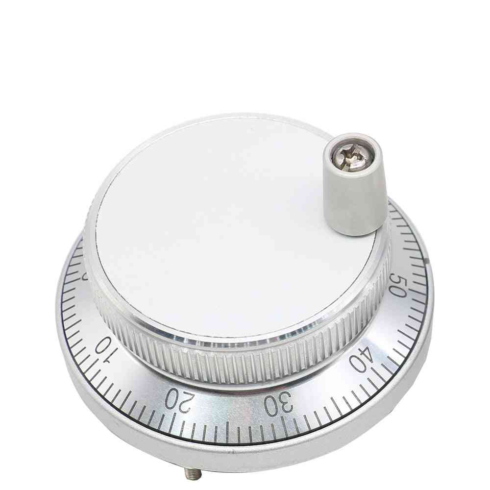 Cnc Pulser Handwheel 5v 6pin Pulse