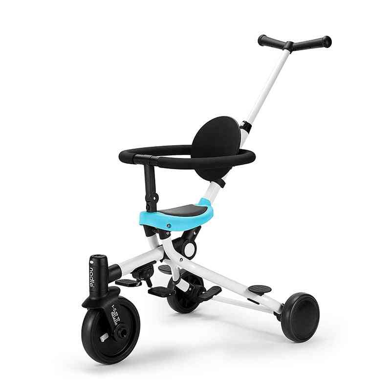 Hand Push Tricycle