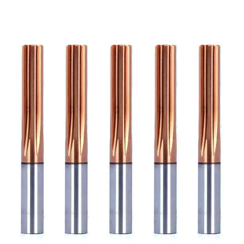 Reamer Coated Straight Flute H7