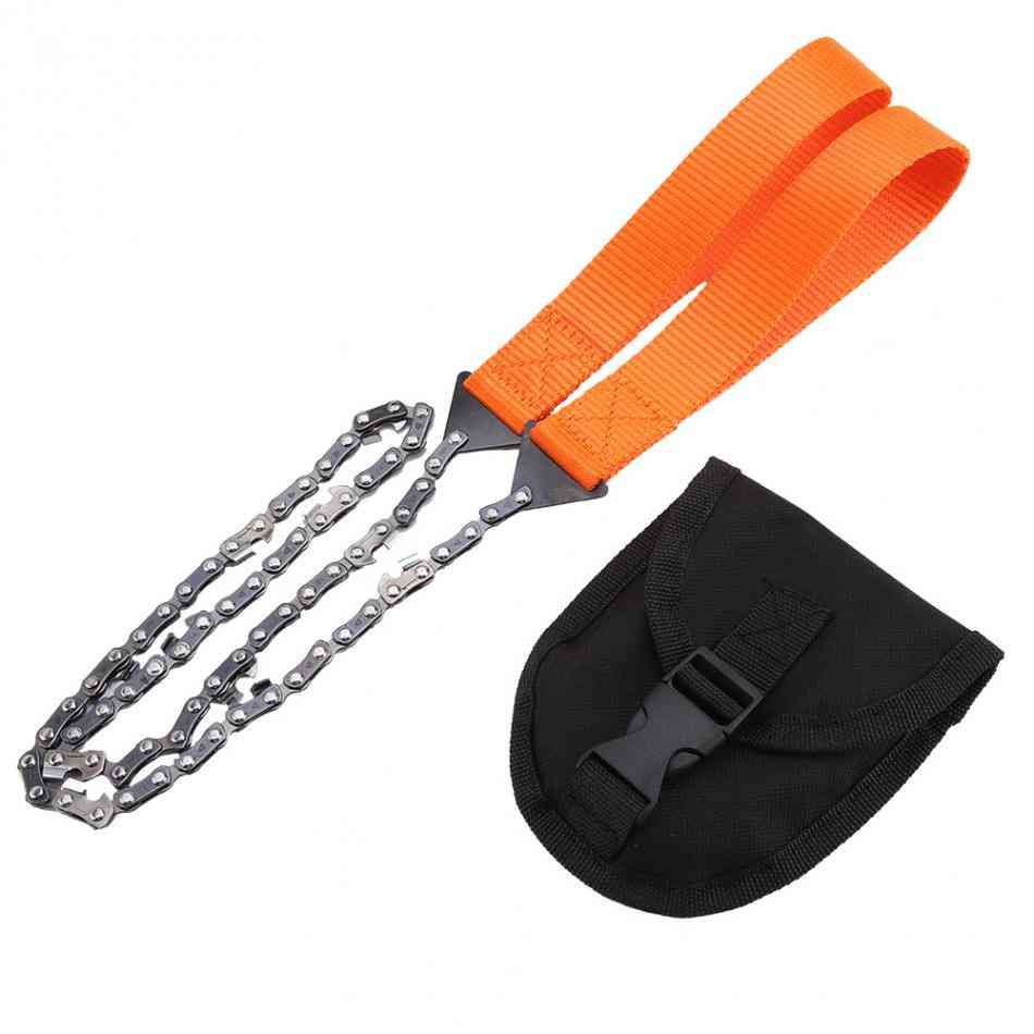 Portable Handheld Survival Chain Saw