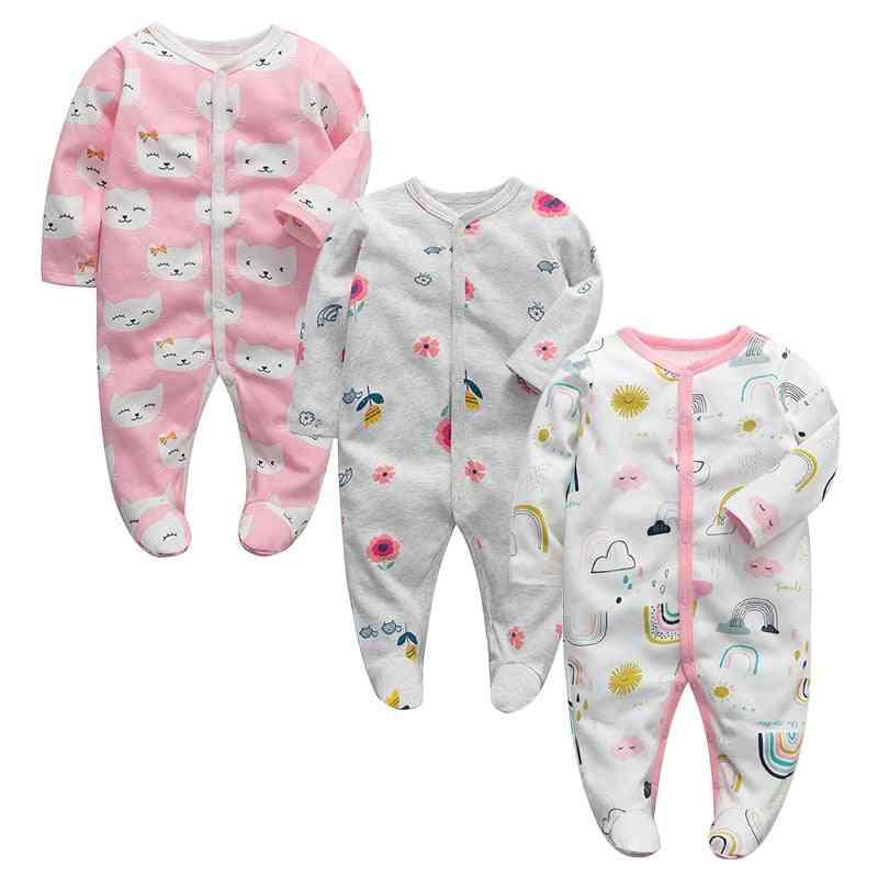 Baby Clothing Newborn Sleepers Cotton Sleepwear Baby Clothing