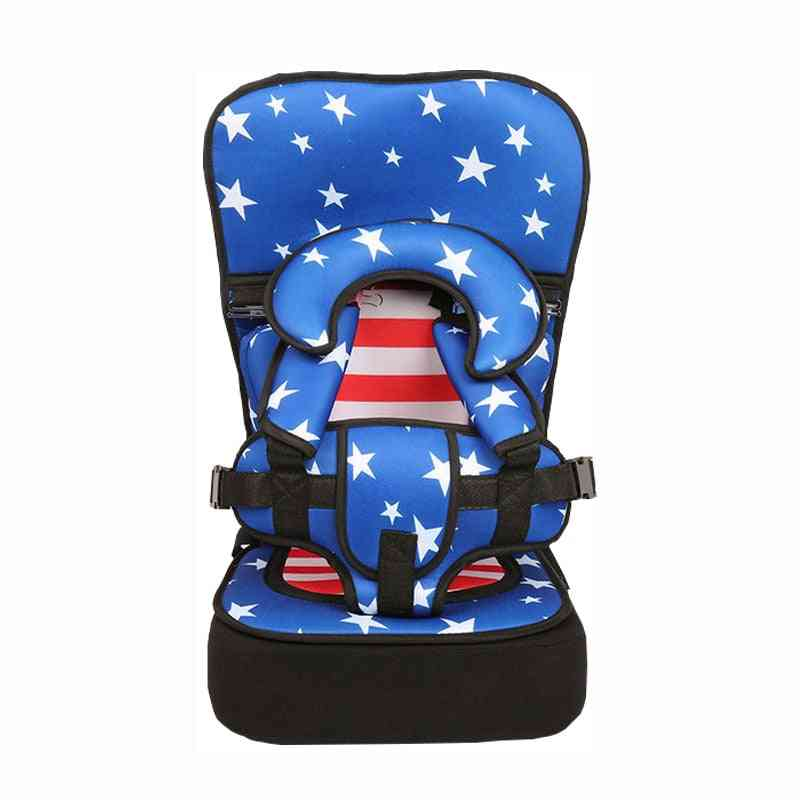 1~12y Child Seat Chair, Baby Portable Cushion With Belt
