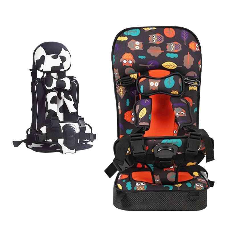 Portable Baby Safety Sitting Cushion Child Seat