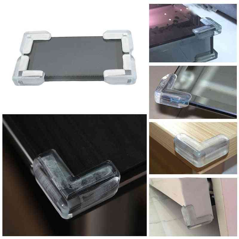 4pcs Baby Child Safety Protect Table Desk Corners Cushion Guard Bumper