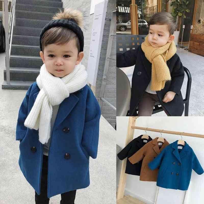 Baby Fashion Fall Coats Warm Autumn Winter Jacket Outwear