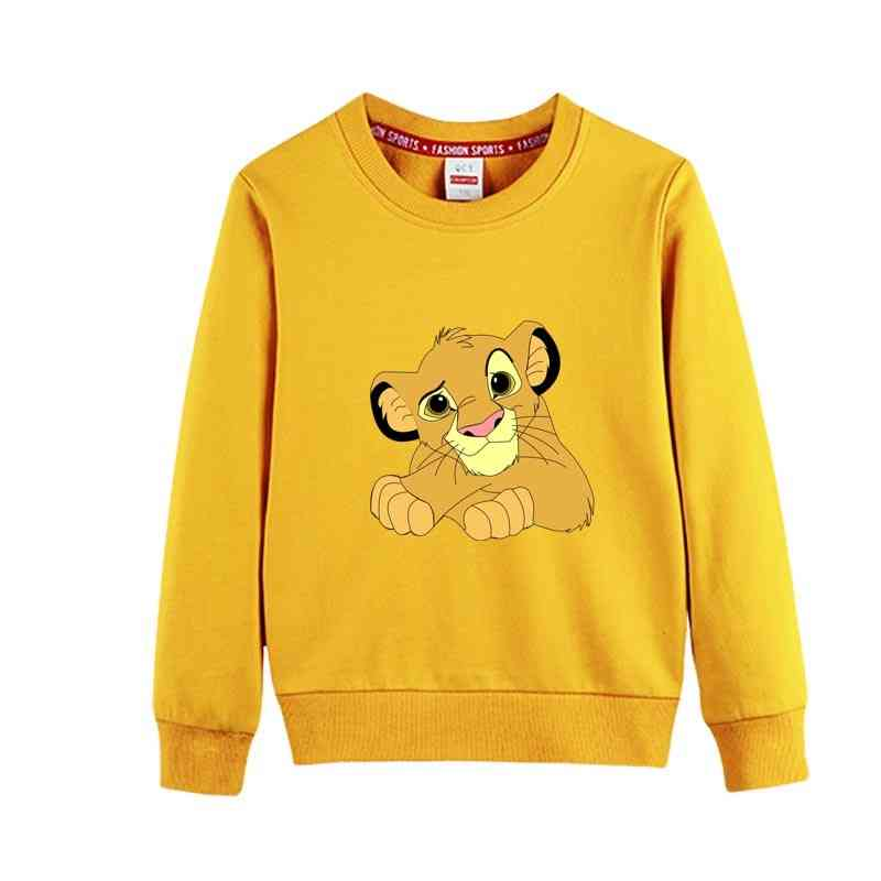 Children Sweatshirts Baby Clothes Cute Long Sleeve Top