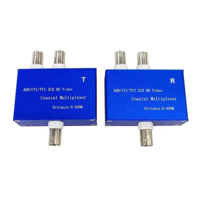 Signal Multiplexer 2ch Transmitter & Receiver