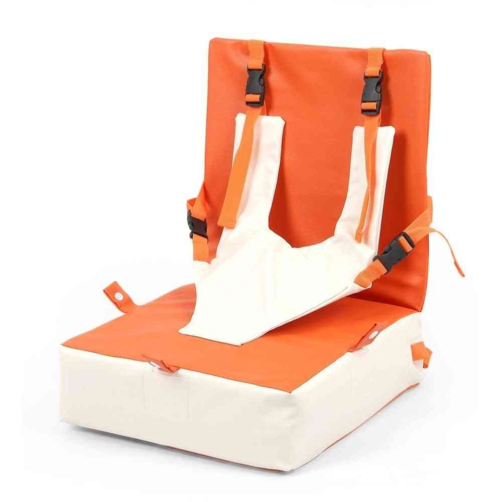Toddler Chair Leather Heightening