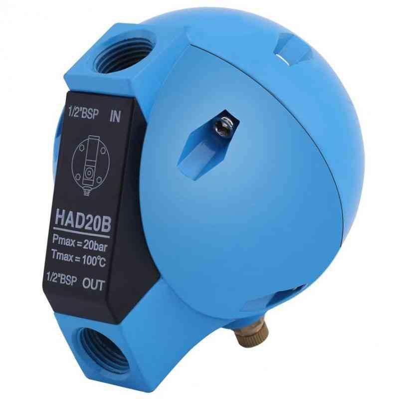 Had20b Spherical Automatic Drain Filter - Air Compressor Automatic Drain Valve