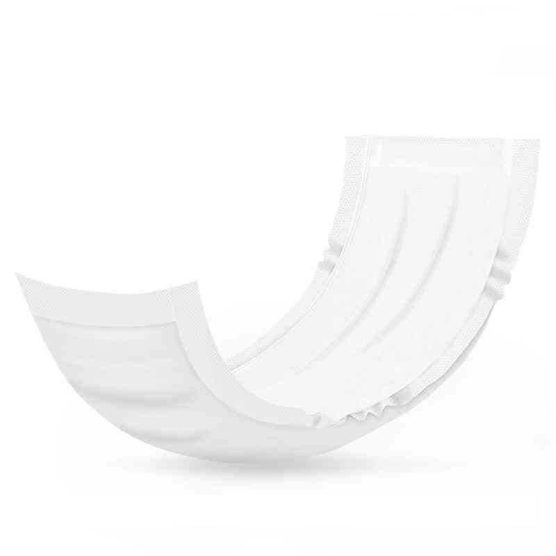 Maternity L 6 Pcs Sanitary Napkin High Absorbent Waterproof Pads  (l White)