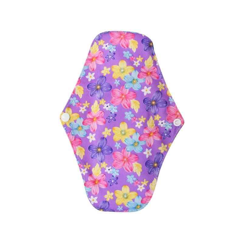 Adjustable Reusable Waterproof Softer Comfortable Panty Liner Cloth Menstrual Pad