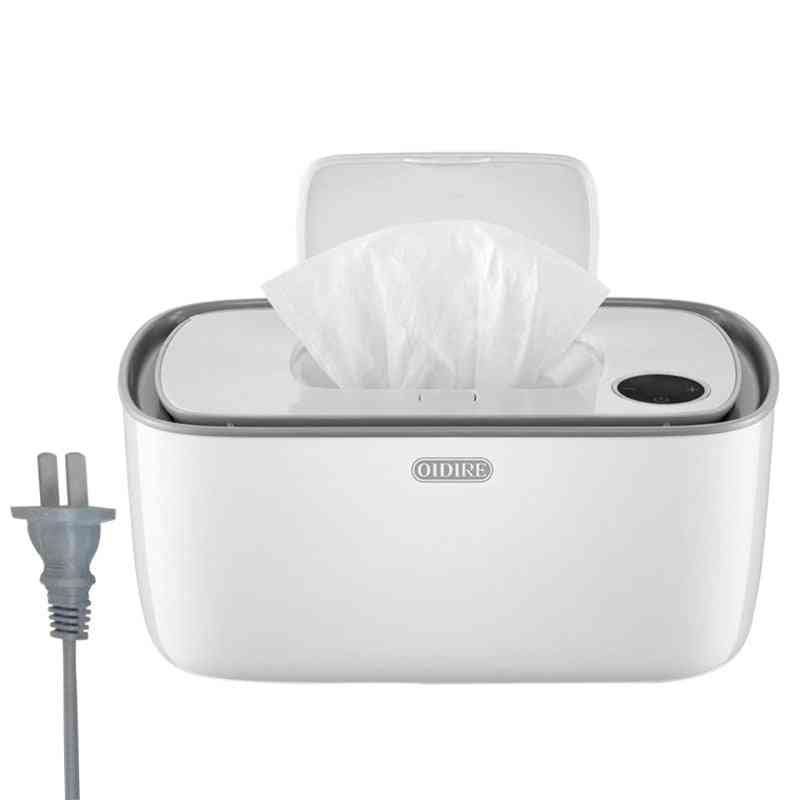 Thermostat Household Portable Wet Tissue Heating Box