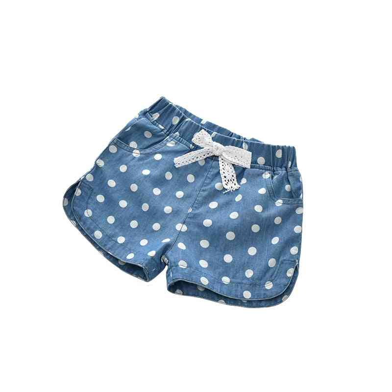 Dot Cotton Shorts