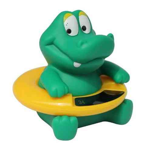 Thermometer Duck Dinosaur Baby Tub Toy