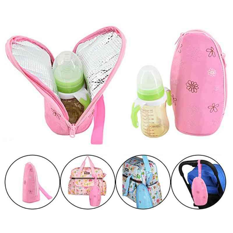 Baby Milk Bottle Warmer Insulated Bottles Water Cup Keep Warm Bag