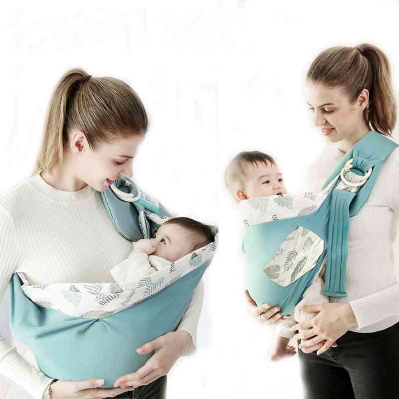 Wrap Newborn Sling Dual Use Infant Nursing Cover