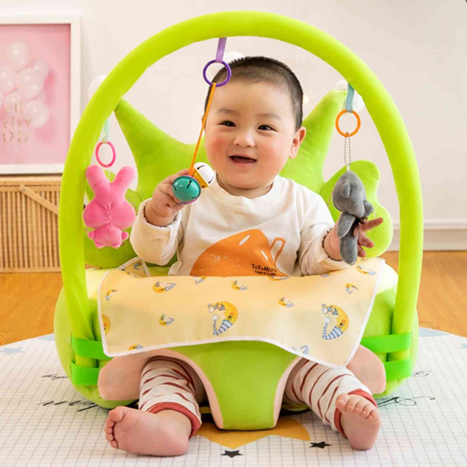 Plush Chair Baby Sofa Support Seat Cover