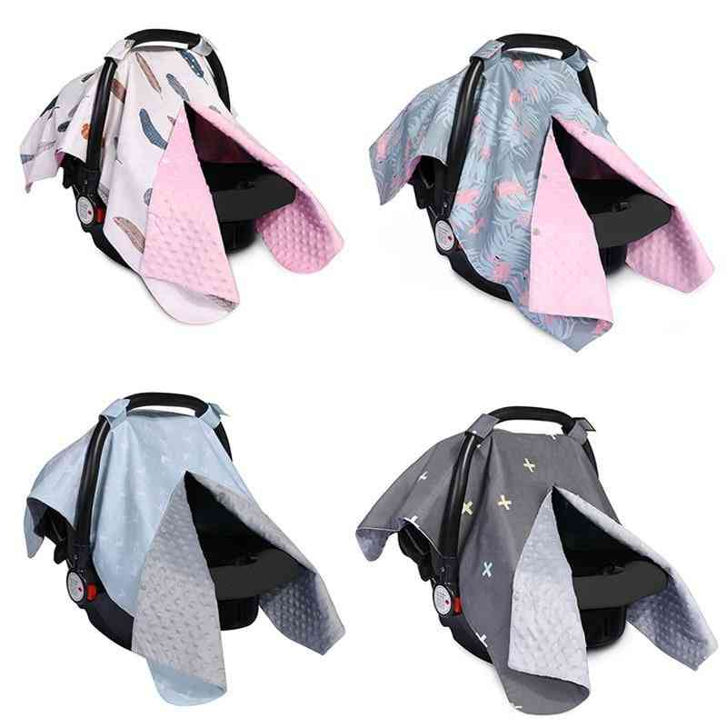 Fashion Baby Car Seat Blanket Cover