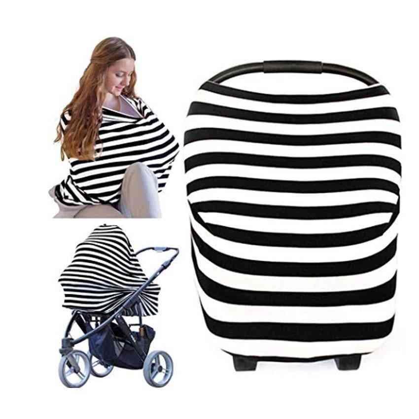 Gourd Doll Nursing Breastfeeding Privacy Cover Baby Scarf