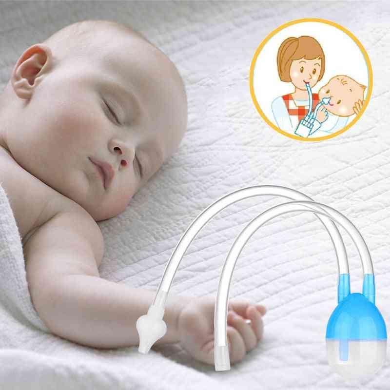 Baby Nose Clean Infant Vacuum Suction Nasal Aspirator Set