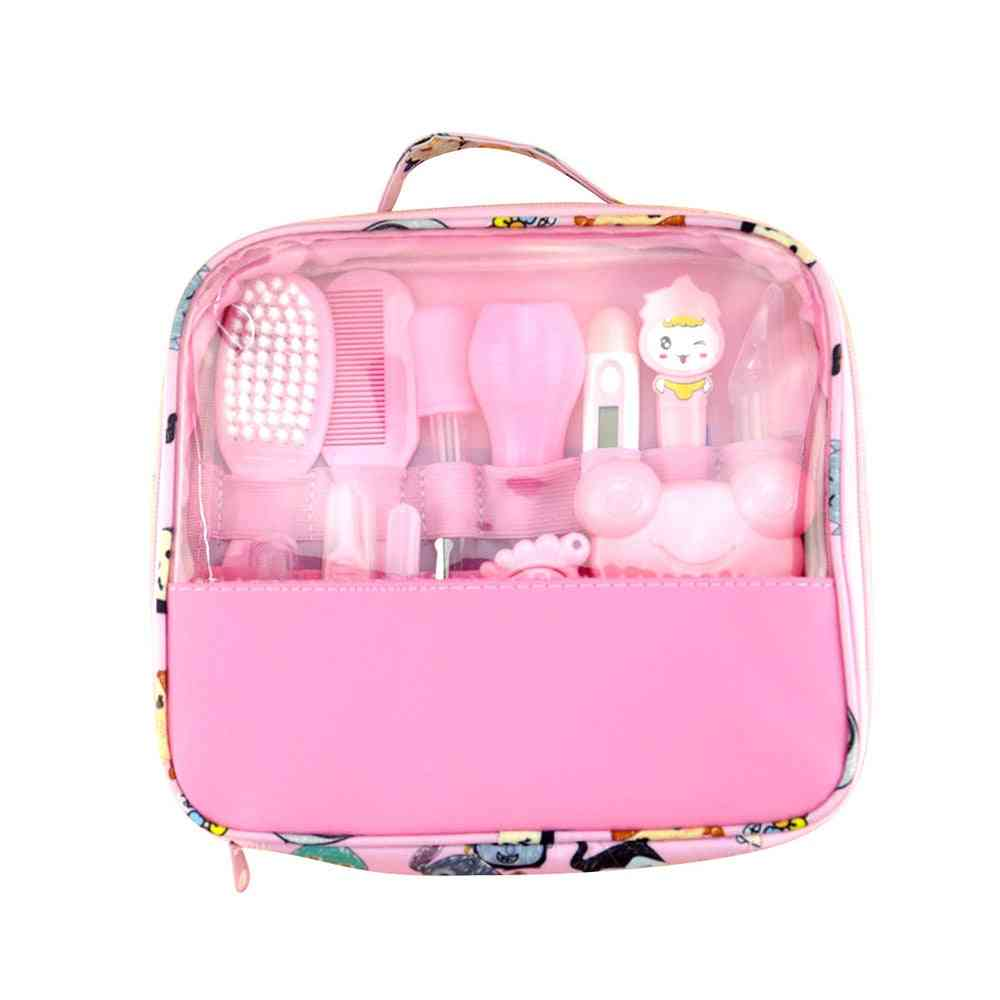 Kids Grooming Kit Safety Manicure Nail Clippers