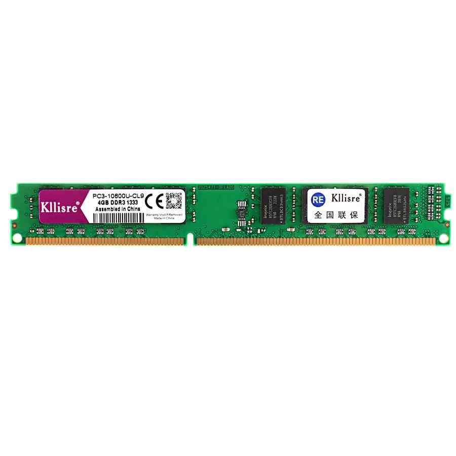Ddr3 8gb Desktop Memory Ram
