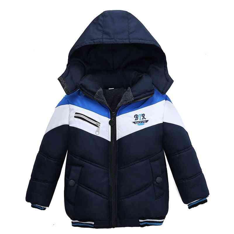 Winter Coat For Baby Outerwear & Jacket  Kids Warm Hooded Down Jacket