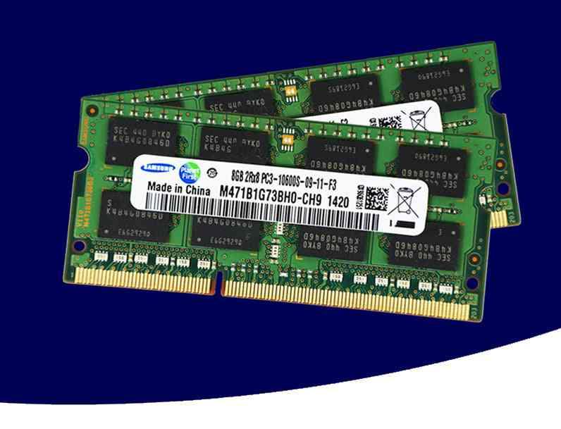Notebook Laptop Ram Memory