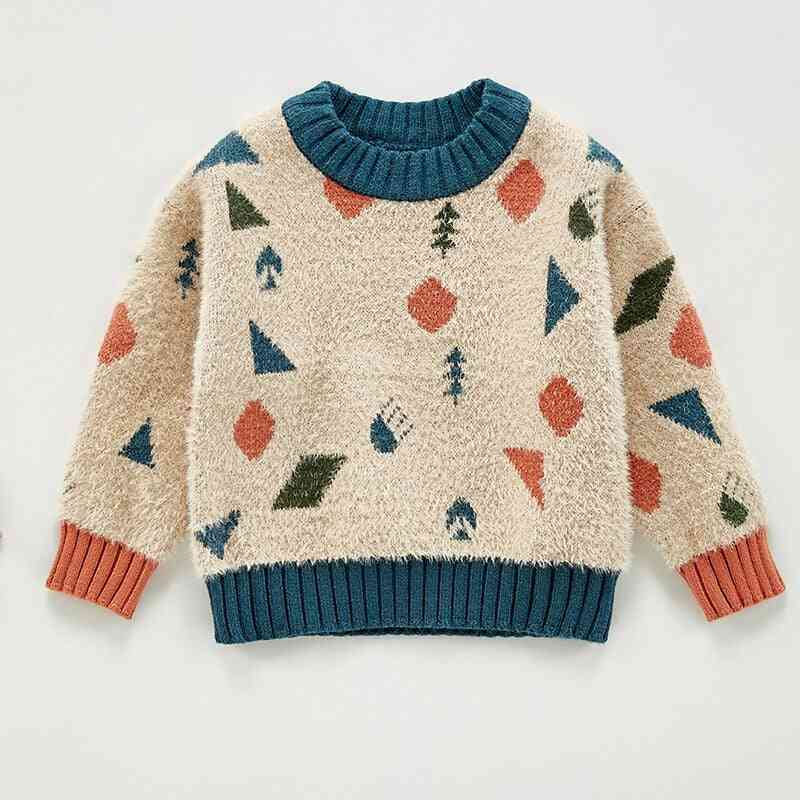 Autumn Baby Knitted Sweater