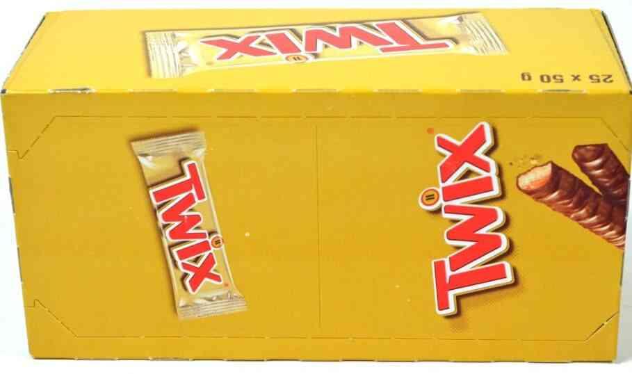Twix Caramel Chocolate
