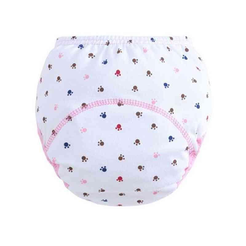 Kid Training Pants Cloth Diapers