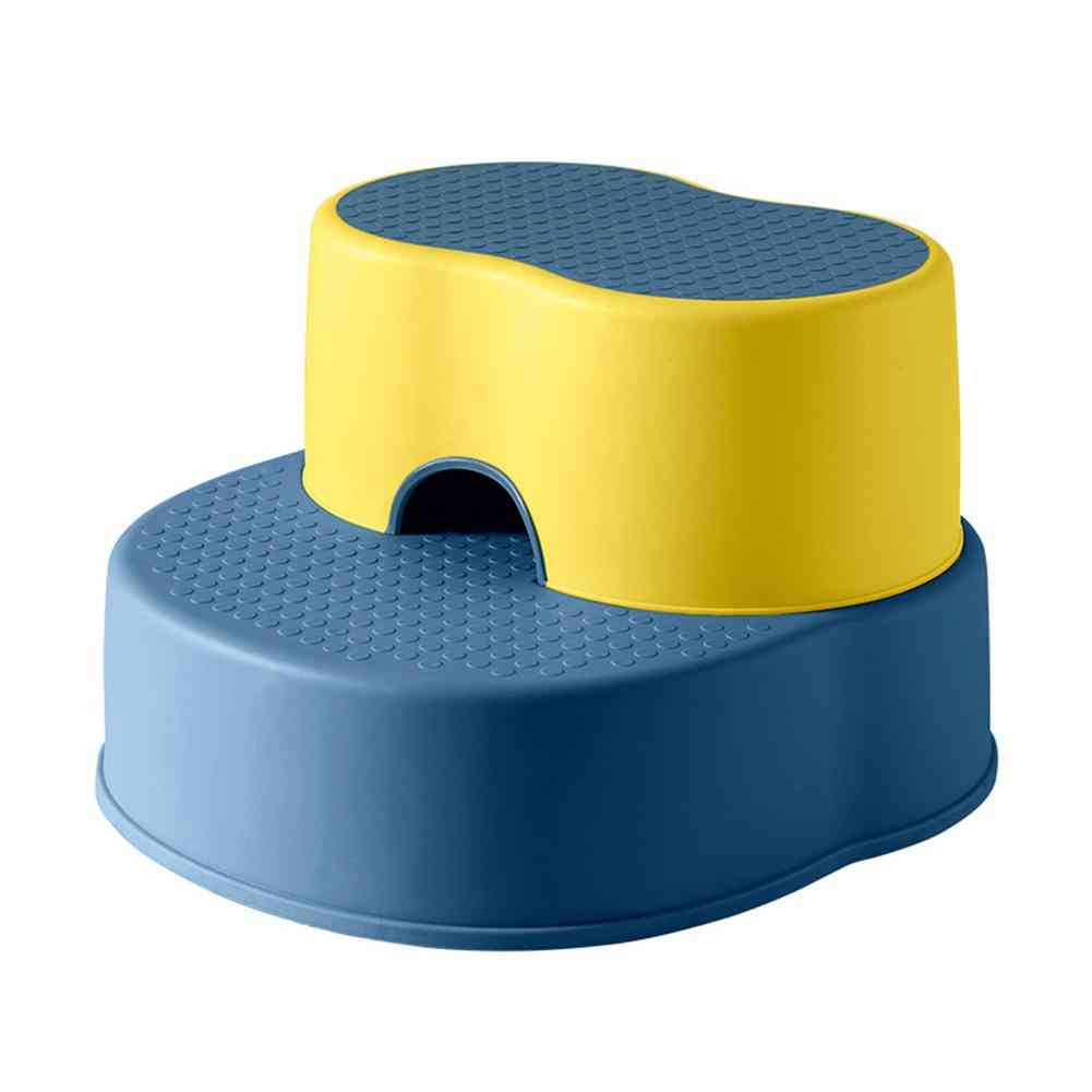 Baby Toilet Training Step Stool (blue)
