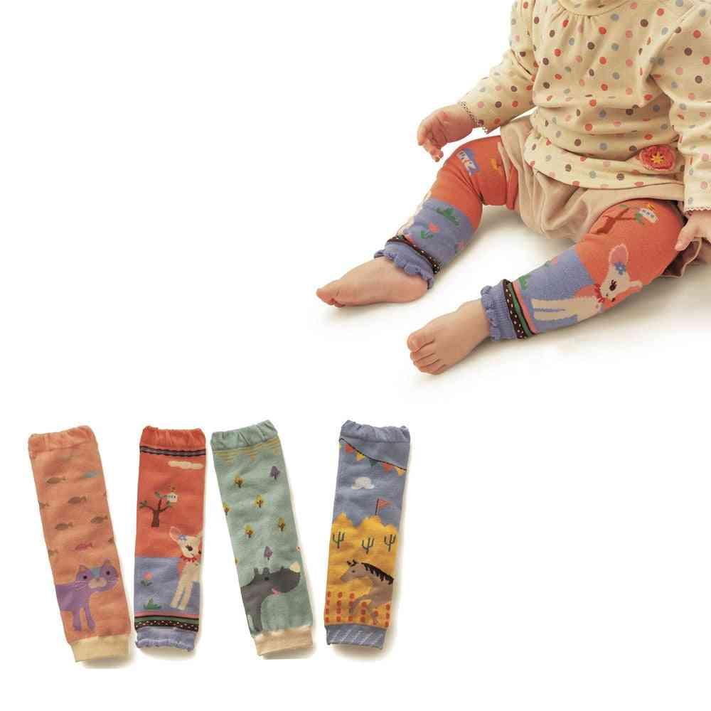 Animal Print Leg Warmers Socks