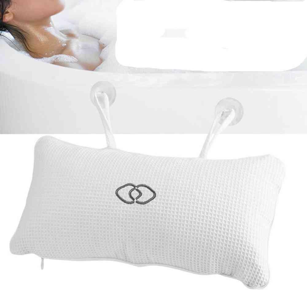 Comfortable Anti-slip Bathtub Pillow