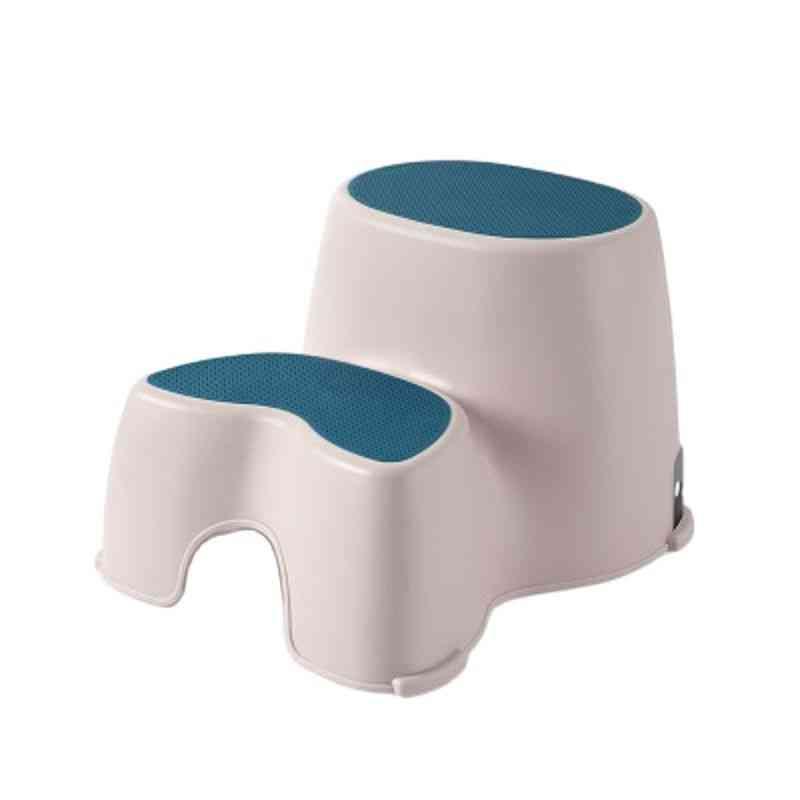 Children's Baby Double-layer Non-slip Hand-washing Step Stools