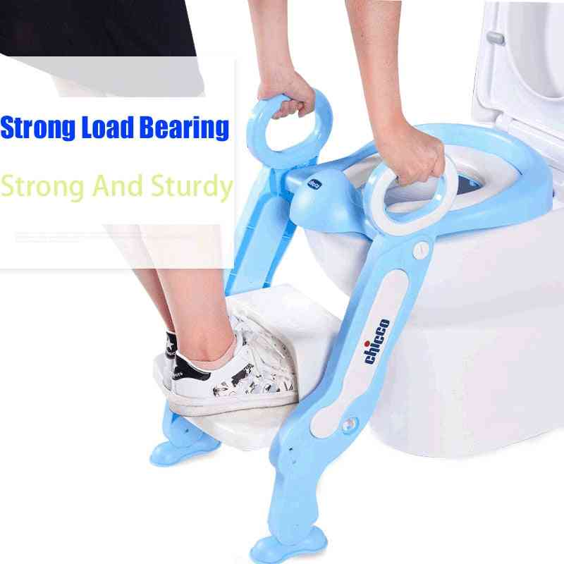 Portable Baby Foldable Baby Toilet Training Step Stool, Ladder