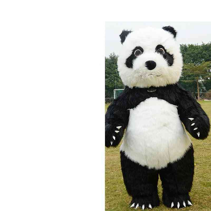 Inflatable Panda Costumes Party