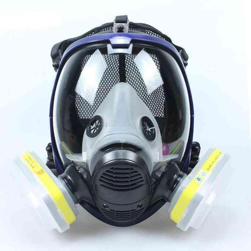 Gas Mask Dustproof Respirator Paint